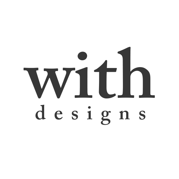 「with designs」のロゴ
