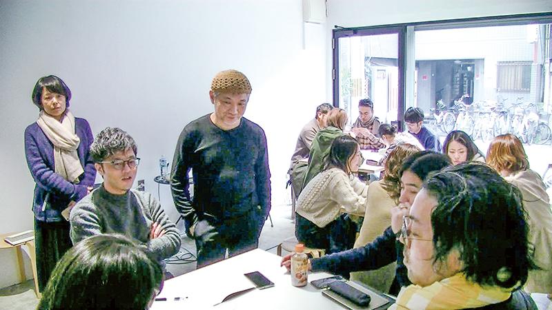 「プロジェッタツィオーネ大阪 勉強会」開催風景