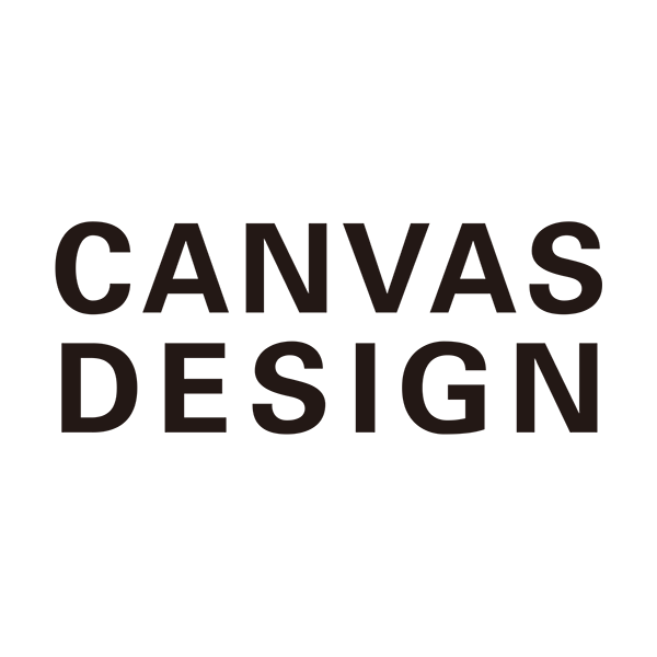 「CANVAS DESIGN」のロゴ