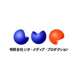 有限会社ジオメディアプロダクションロゴ