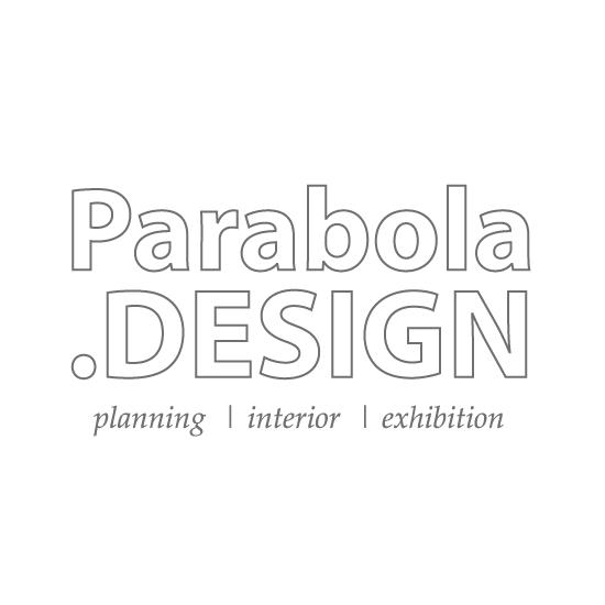 パラボラデザイン ロゴ