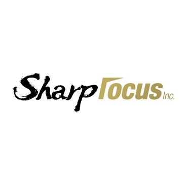 株式会社Sharp Focus ロゴ