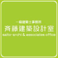斉藤建築設計室 ⁄ RAKURASU ロゴ