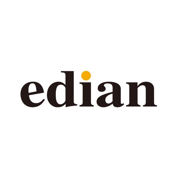 edian ロゴ