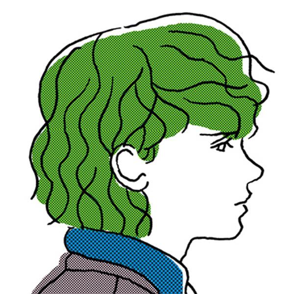 朝野ペコ ロゴ
