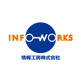 情報工房株式会社 ロゴ