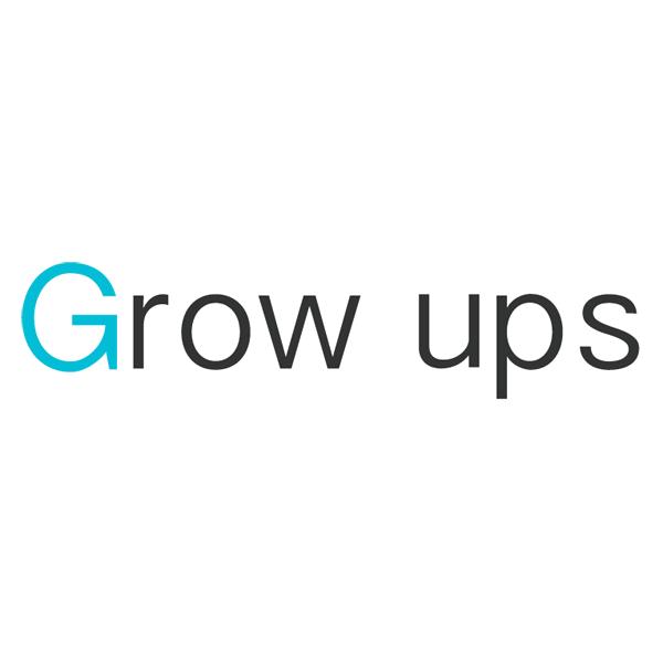 株式会社グローアップス ロゴ