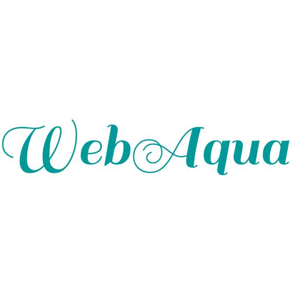 Web Aqua ロゴ