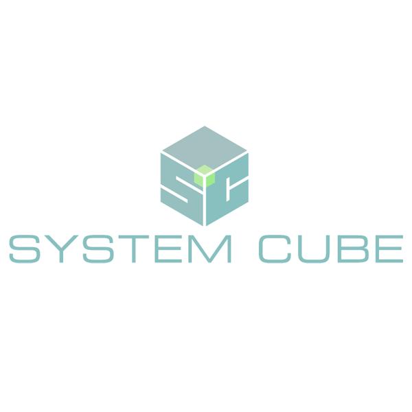 株式会社システムキューブ ロゴ