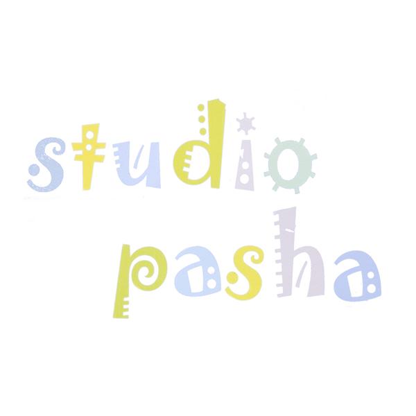 studio pasha ロゴ