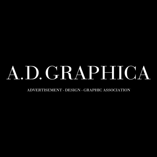 株式会社エーディーグラフィカ ロゴ