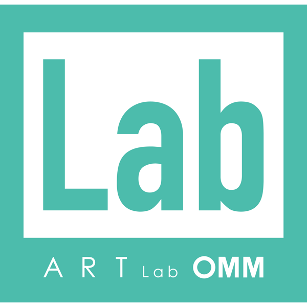ART Lab OMM ロゴ