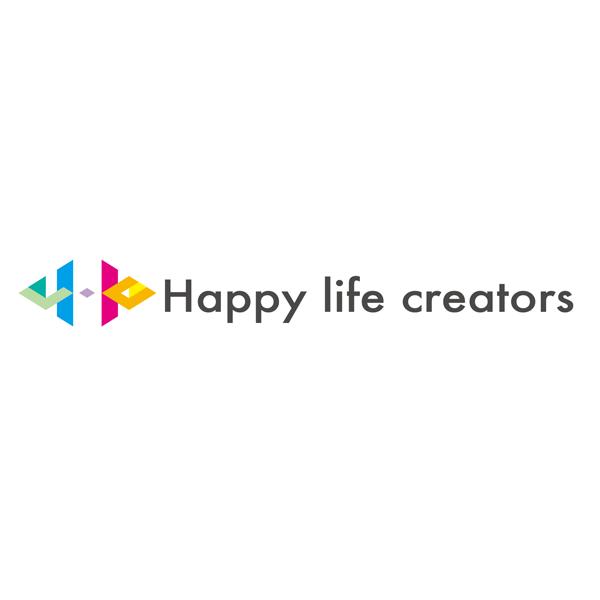 ハッピーライフクリエイターズ ロゴ