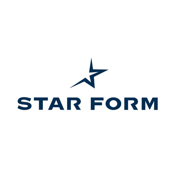 株式会社スターフォーム ロゴ