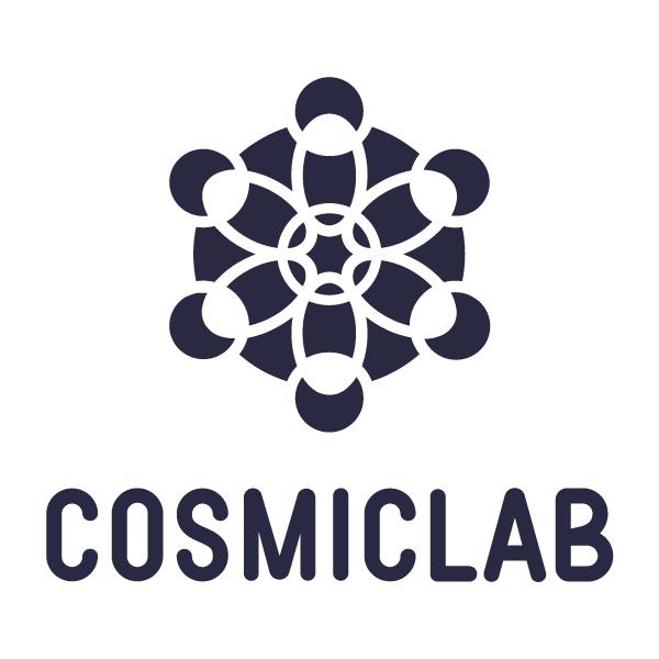 COSMIC LAB ロゴ