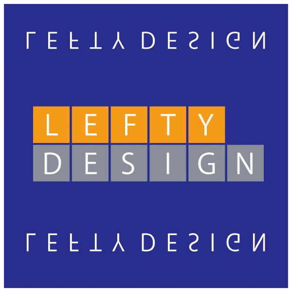 有限会社レフティーデザインロゴ
