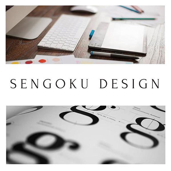 SENGOKU designロゴ