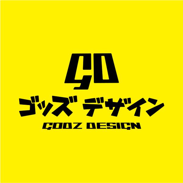 ゴッズデザインロゴ