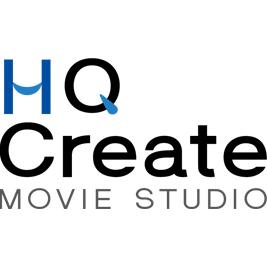 HQ Createロゴ