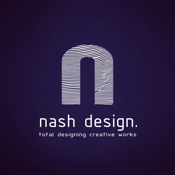 ナシュデザインロゴ