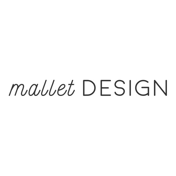 マレットデザインロゴ