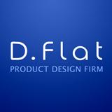 株式会社D.Flatロゴ