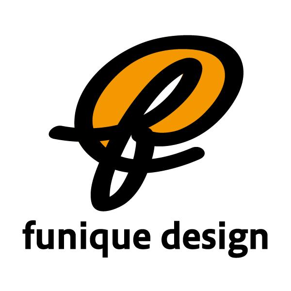 ファニークデザインロゴ