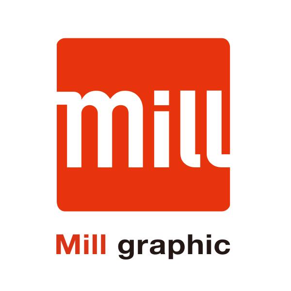 ミルグラフィックロゴ