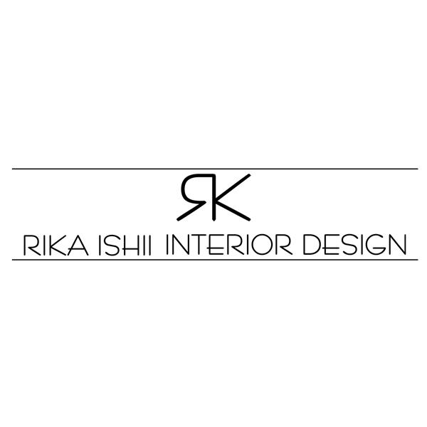 リカイシイインテリアデザインロゴ
