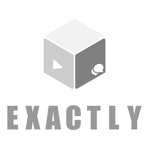 イグザクトリーロゴ