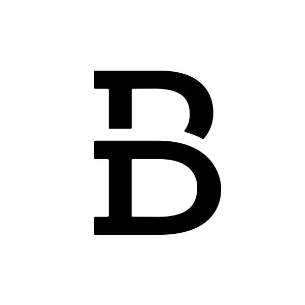 ブロキデザインロゴ