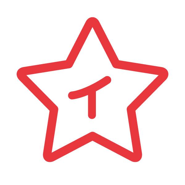 ホシイヲカタチニロゴ