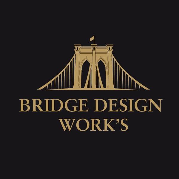 ブリッジデザインワークスロゴ