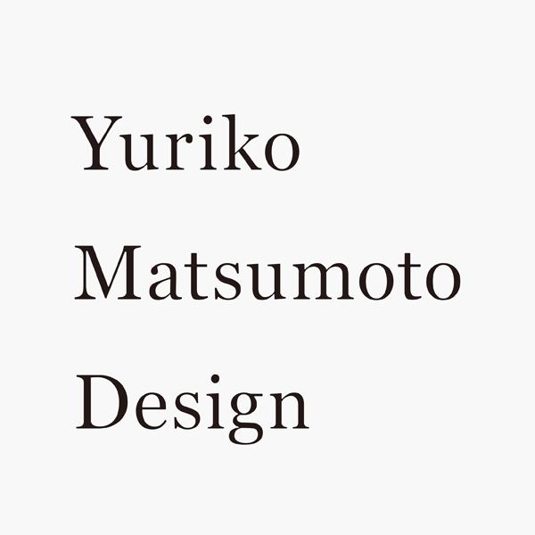 ユリコマツモトデザインロゴ