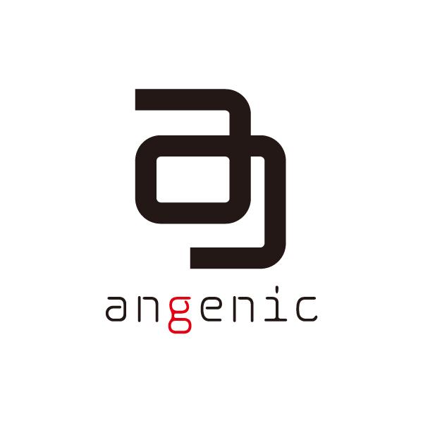 アンジェニックロゴ