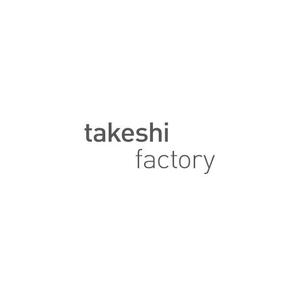 takeshi factoryロゴ