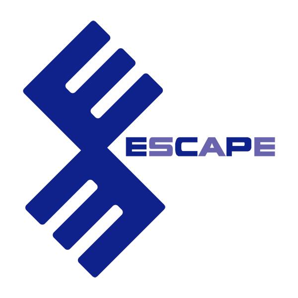 ESCAPE ロゴ