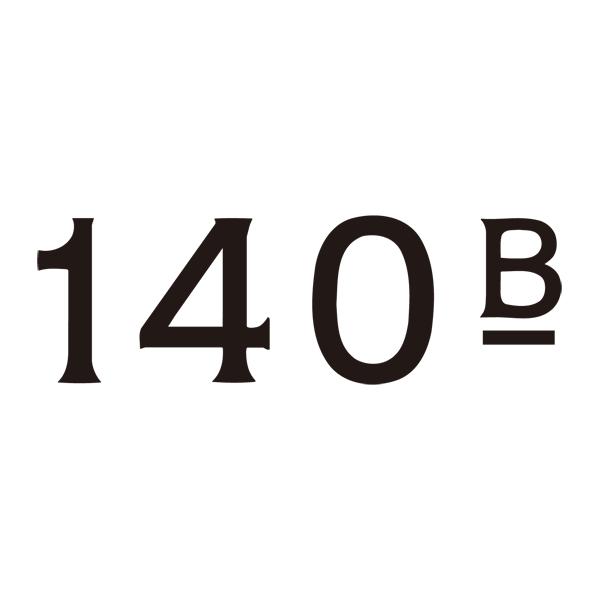 株式会社140Bロゴ