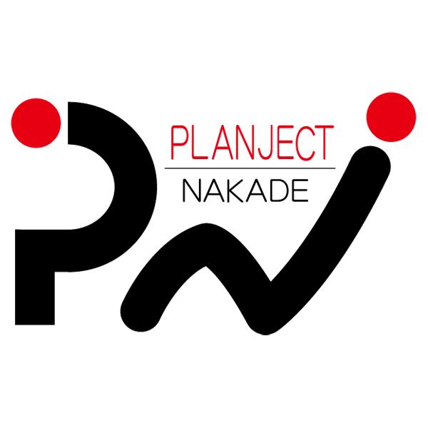 株式会社プランジェクトナカデ ロゴ