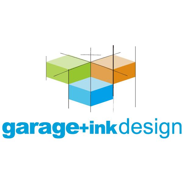 ガレージインクデザイン ロゴ