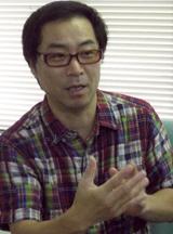田中 新吾氏