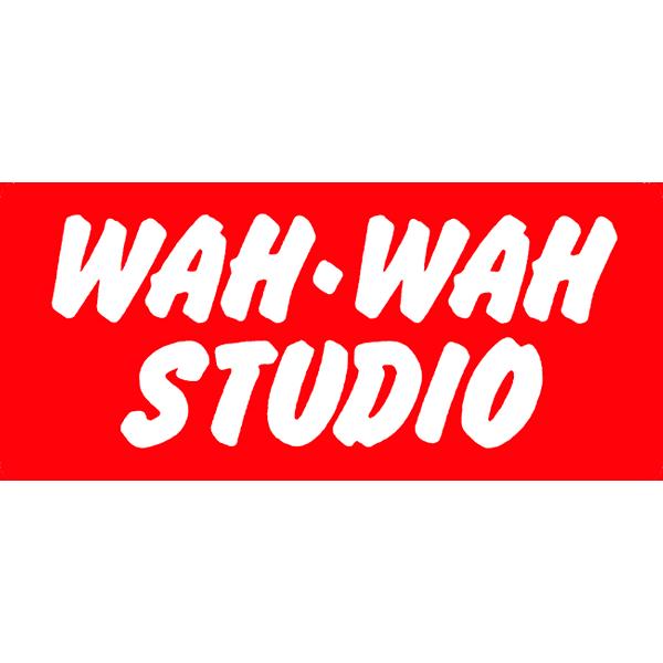 WAH・WAH STUDIOロゴ