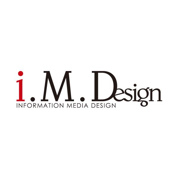 インフォメーションメディアデザイン ロゴ