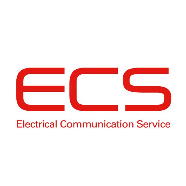 株式会社ECSロゴ