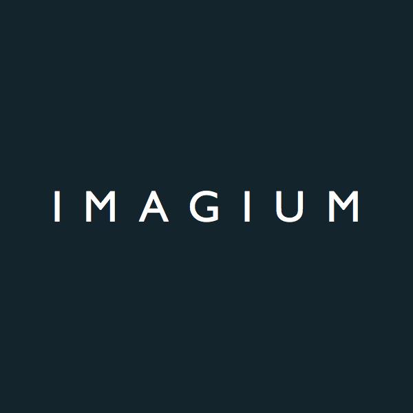 IMAGIUM inc.ロゴ