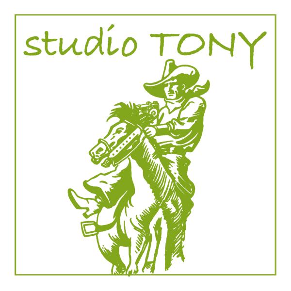 スタジオ トニー ロゴ