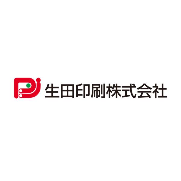 生田印刷株式会社 ロゴ