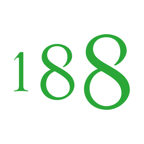 株式会社一八八 ロゴ