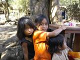 カンボジアの子供たち