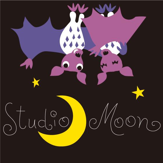 スタジオ・ムーン ロゴ
